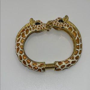 KJL Giraffe 🦒 Kenneth Jay Lane bracelet